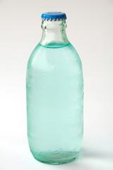 full waterbottles - Stock Image