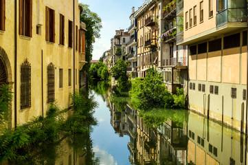 Padua canal view
