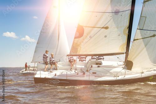 Papiers peints Fluvial Hetman Cup regatta