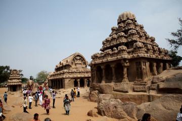 Mamallapuram, Pancharatha temple
