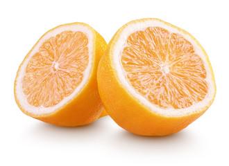 Rangpur (lemandarin) - citrus hybrid mandarin orange and lemon