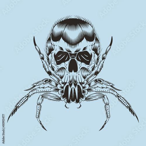 Illustration of a monster. - 80903477