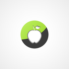 Apple web icon
