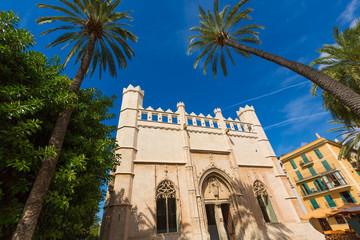 Palma de Mallorca Lonja Majorca gothic