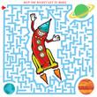 Labyrinth. Rocket - 80906699