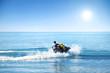 Jet ski sport in summer - 80909044
