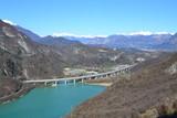 Lago di Cavazzo - Autostrada