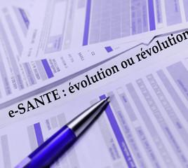 e-santé :évolution ou révolution ?