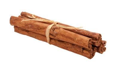 Cinnamon Bundle isolated