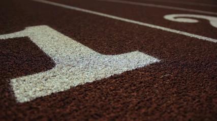 Running Track Number 1