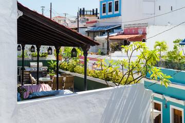 San Juan Puerto Rico colors