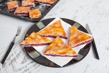 Slice of Cherry Pie