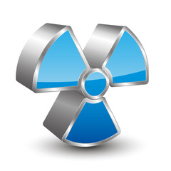 Radioactivity 3D icon