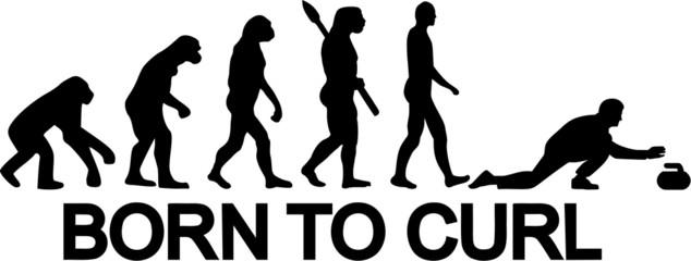Born to Curl Evolution