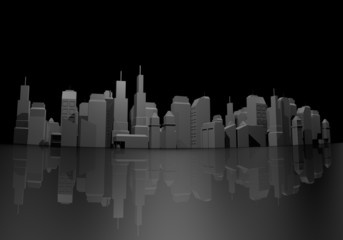 black render city