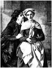 Temptress - Tentatrice - 19th century