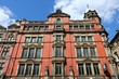 Liverpool apartment building in England