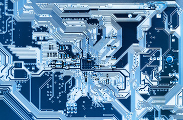 System, Motherboard, computer and electronics background