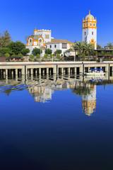 Guadalquivir river, Seville, Andalusia, Spain