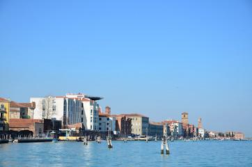 La mer et Venise