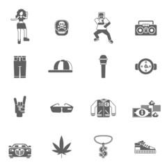 Rap Music Icons
