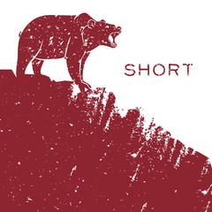 Bear short selling