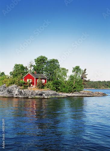 Staande foto Scandinavië schweden