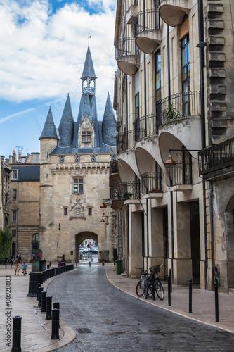 Papiers peints Europe Centrale Porte Cailhau in Bordeaux, France
