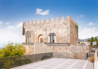Palazzo San Stefano in Taormina Sicily, Italy