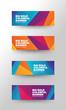 Big Colorful Banner - 80929637