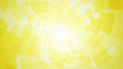 modern rotating twisted light yellow background with rectangles