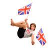 Prêt pour l'anglais 05 - Enfant drapeau Union Jack