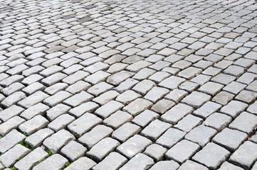 stones paving background