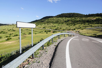 carretera a cualquier lugar