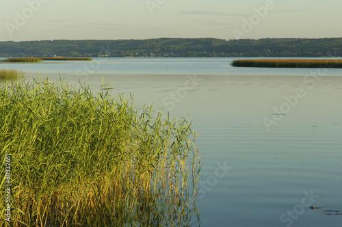 Obraz na Plexi Jezioro Żarnowieckie