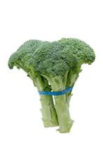 "Постер, картина, фотообои ""Side view of fresh broccoli"""