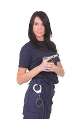 Female police