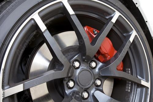 Aluminum Rim. - 80935202