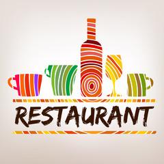 Logo Restaurant Crafts