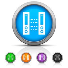 Glossy Server icon