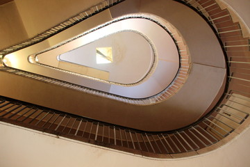 Magnificent View of Staircase