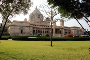 View of Umaid Bhawan Palace