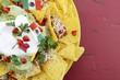 Happy Cinco de Mayo colorful party table - 80940275