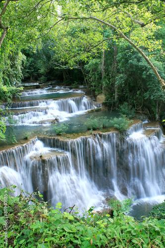 Huay Mae Khamin Paradise Waterfall - 80940885