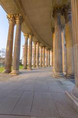 Säulen der Communes