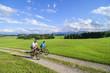 Familienausflug mit dem Moutainbike