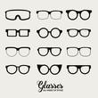 Glasses design - 80950662