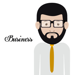 Businesspeople design