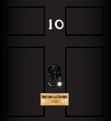 Number Ten Downing Street