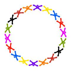 Freundeskreis - circle of friends